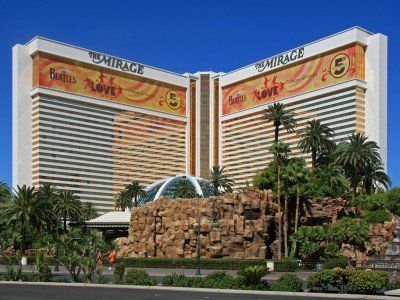 mirage hotel casino las vegas