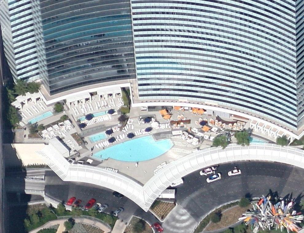 Vdara Hotel Las Vegas Lasvegasjaunt Com