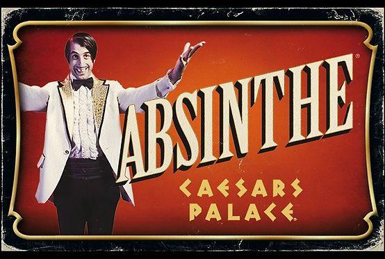 absinthe show las vegas
