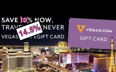 vegas.com discount coupon and promo code