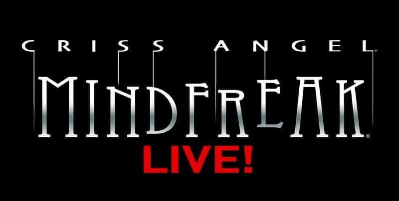 Criss Angel Mindfreak Live! Logo