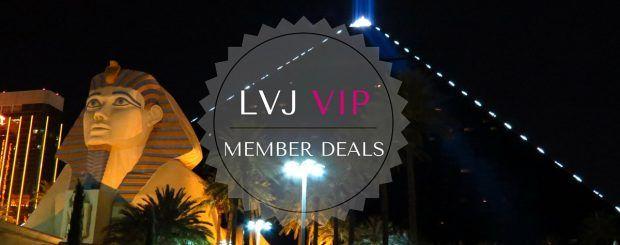 Luxor Las Vegas Discount Deal