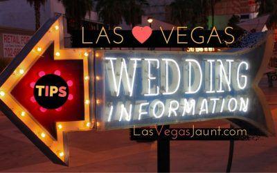 Las Vegas Weddings Tips