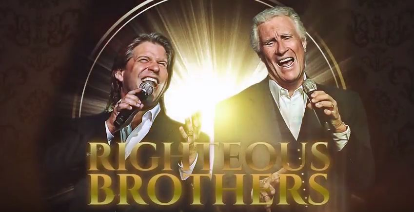 The Righteous Brothers Show Harrah's Las Vegas