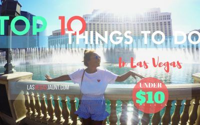 Top 10 Things to Do in Las Vegas for Under $10
