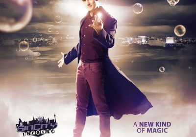 Xavier Mortimer Magical Dream Planet Hollwyood Las Vegas